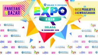 Tumbuhkan Jiwa Wirausaha, SMAN 11 Padang Gelar SMA Negeri 11 Padang Expo 2018