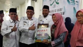 Pemko Umumkan Pemenang Lomba Sekolah Sehat Tingkat Kota Padang