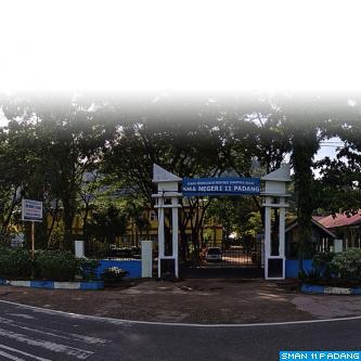 Welcome to SMA 11 Padang
