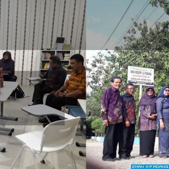 Studi Banding SMAN 1 Lubuk Alung