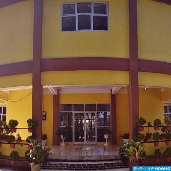 Gedung Baru SMA Negeri 11 Padang