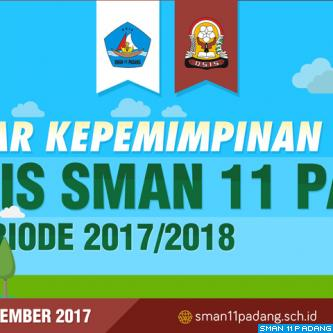 Latihan Dasar Kepemimpinan (LDK) MPK & OSIS SMAN 11 Padang