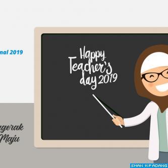 Hari Guru Nasional 2019, Guru Penggerak Indonesia Maju