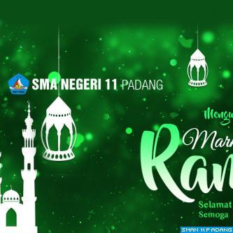 Marhaban ya Ramadan 1441 H