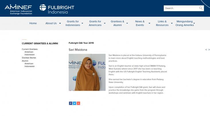 Fulbright DAI Year 2019